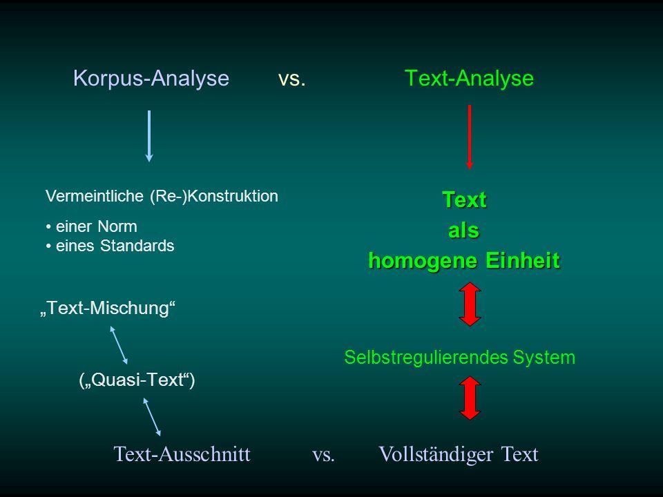 Text-Ausschnitt vs. Vollständiger Text