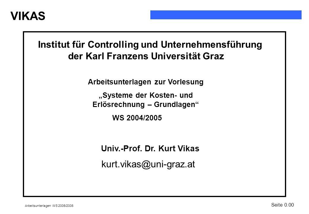 Institut für Controlling und Unternehmensführung