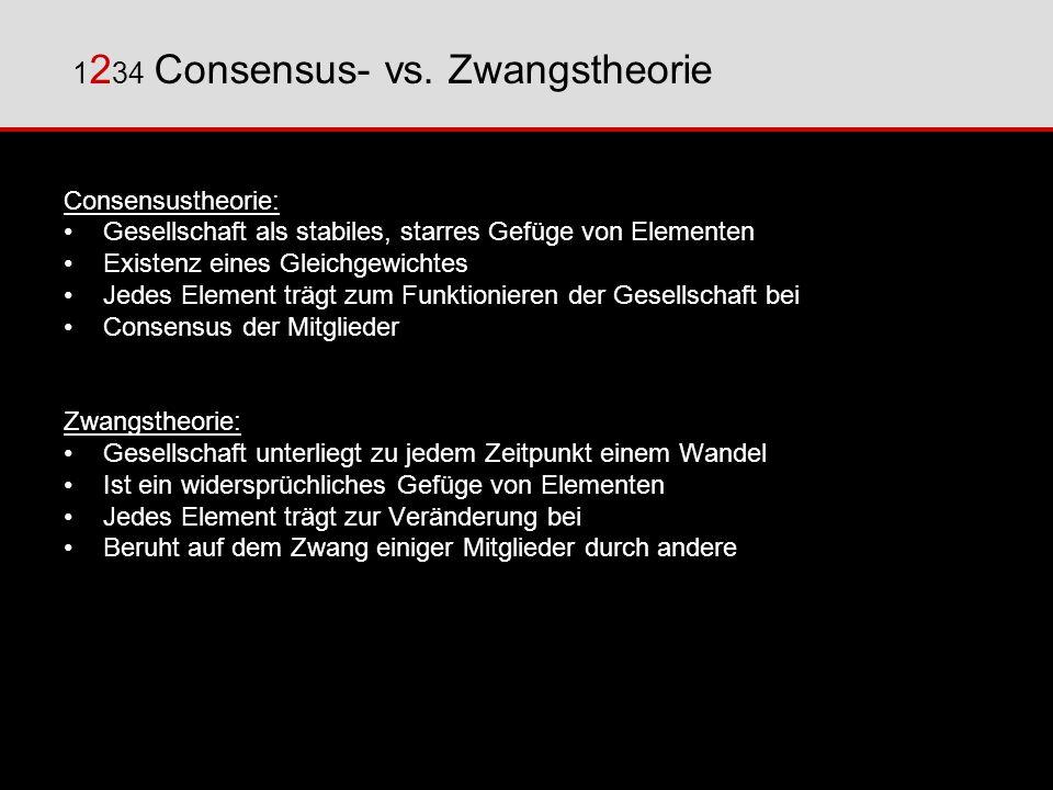 1234 Consensus- vs. Zwangstheorie