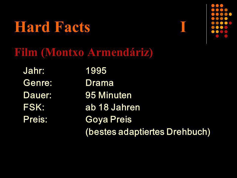 Hard Facts I Film (Montxo Armendáriz) Jahr: 1995 Genre: Drama
