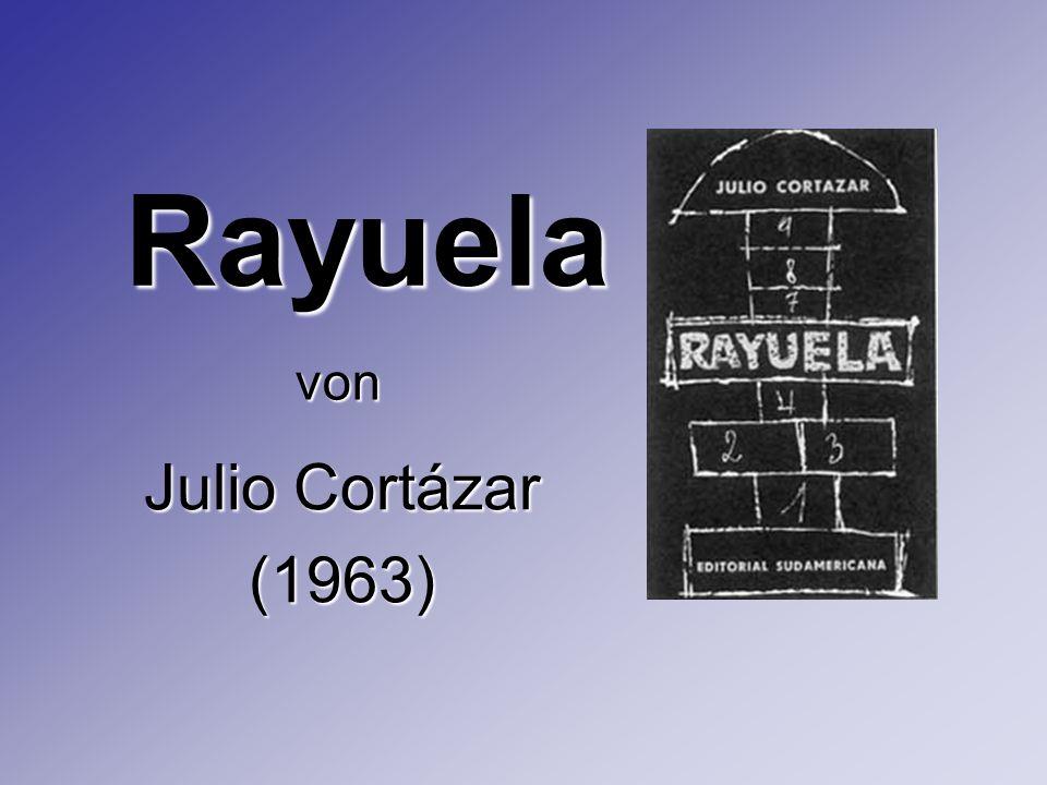 Rayuela von Julio Cortázar (1963)