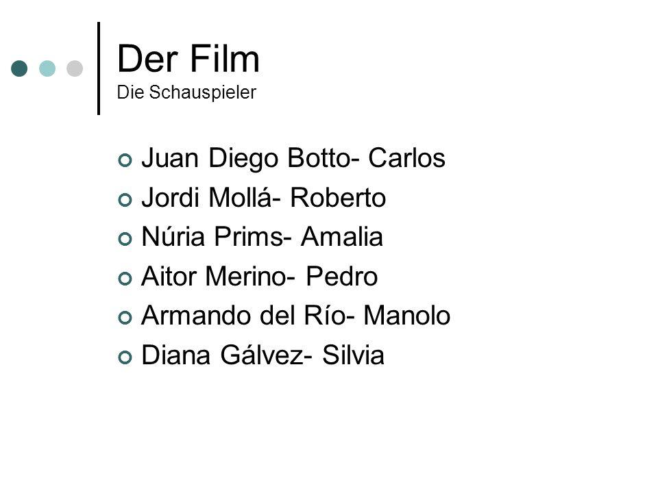 Der Film Die Schauspieler