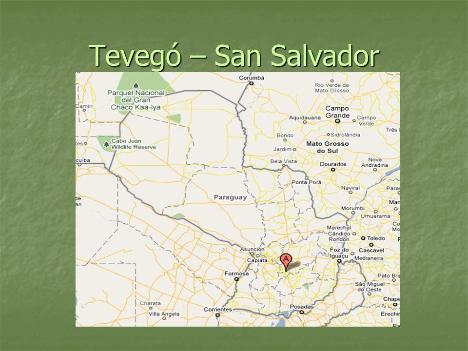 Tevegó – San Salvador