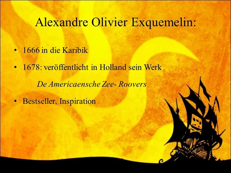 Alexandre Olivier Exquemelin: