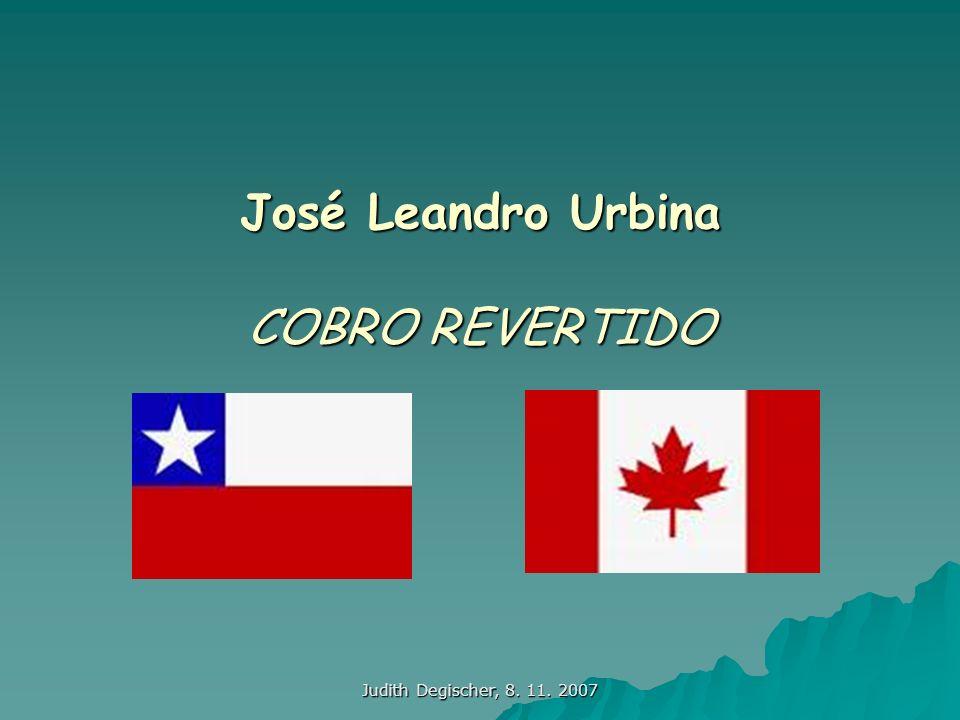 José Leandro Urbina COBRO REVERTIDO