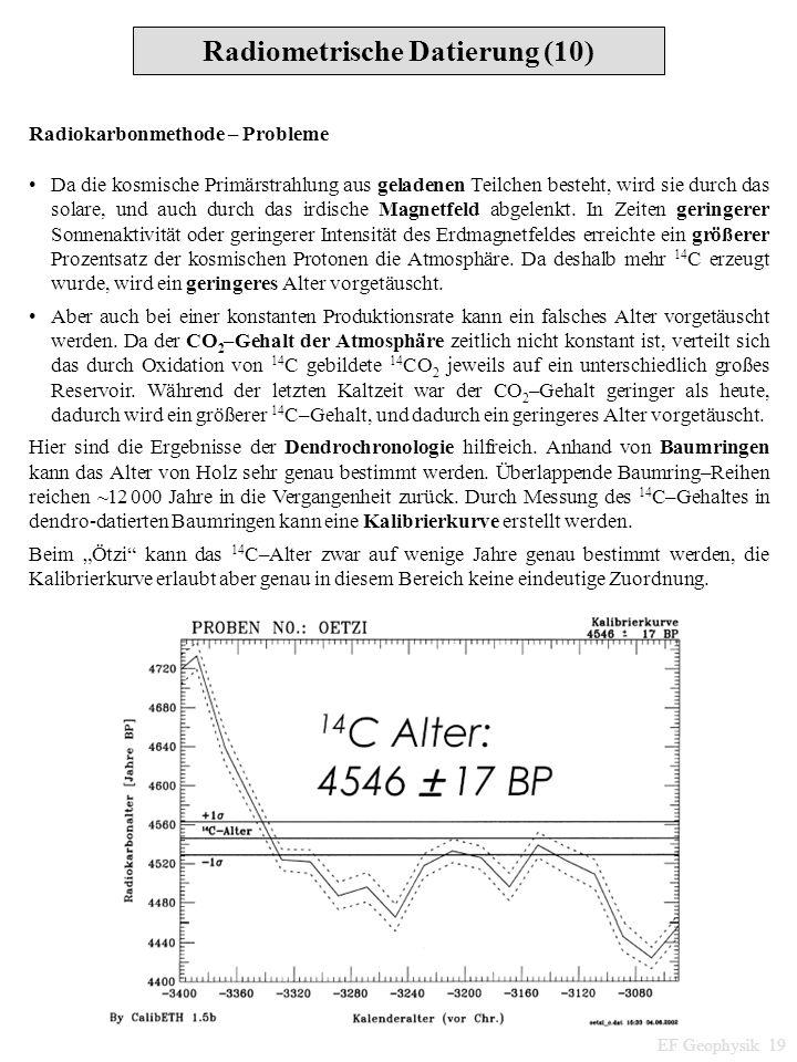 Radiometrische Datierung (10)
