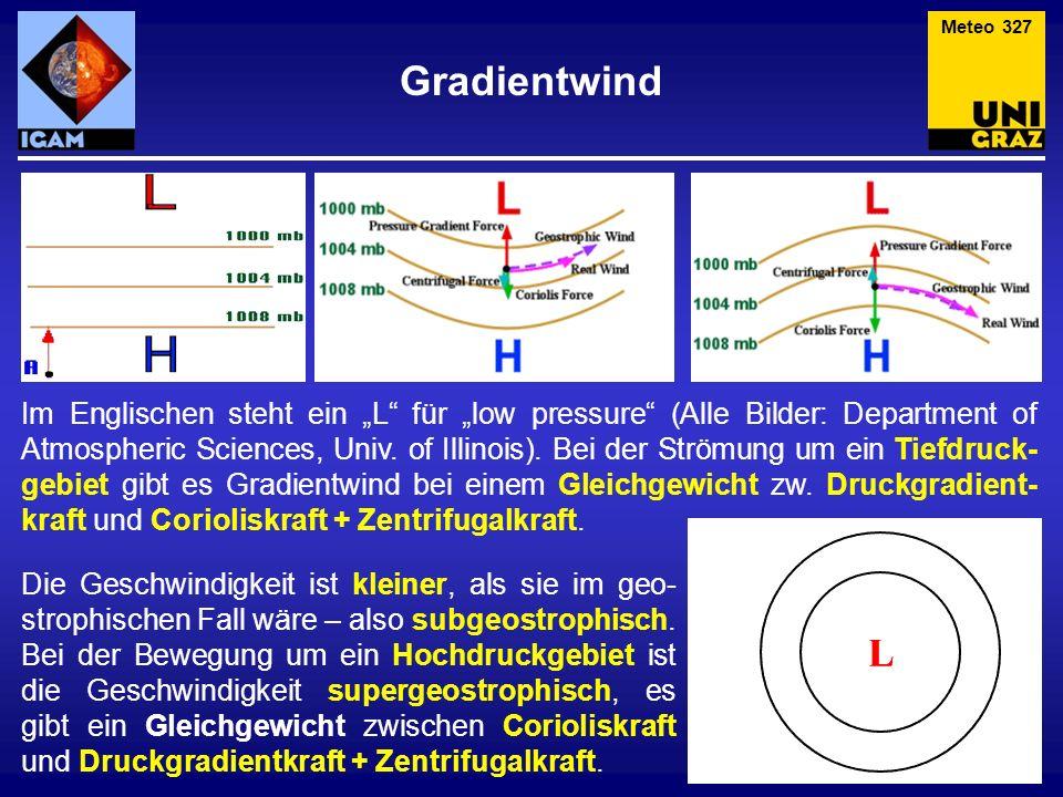 Meteo 327 Gradientwind.