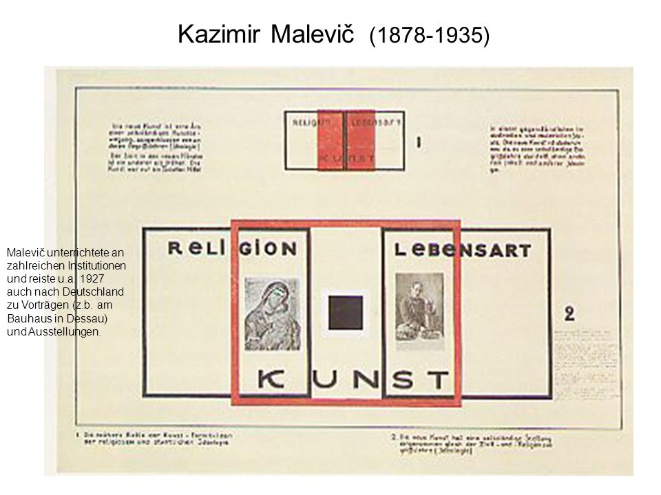 Kazimir Malevič (1878-1935)