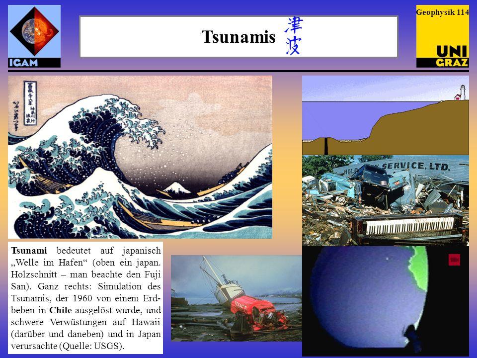 Geophysik 114Tsunamis.