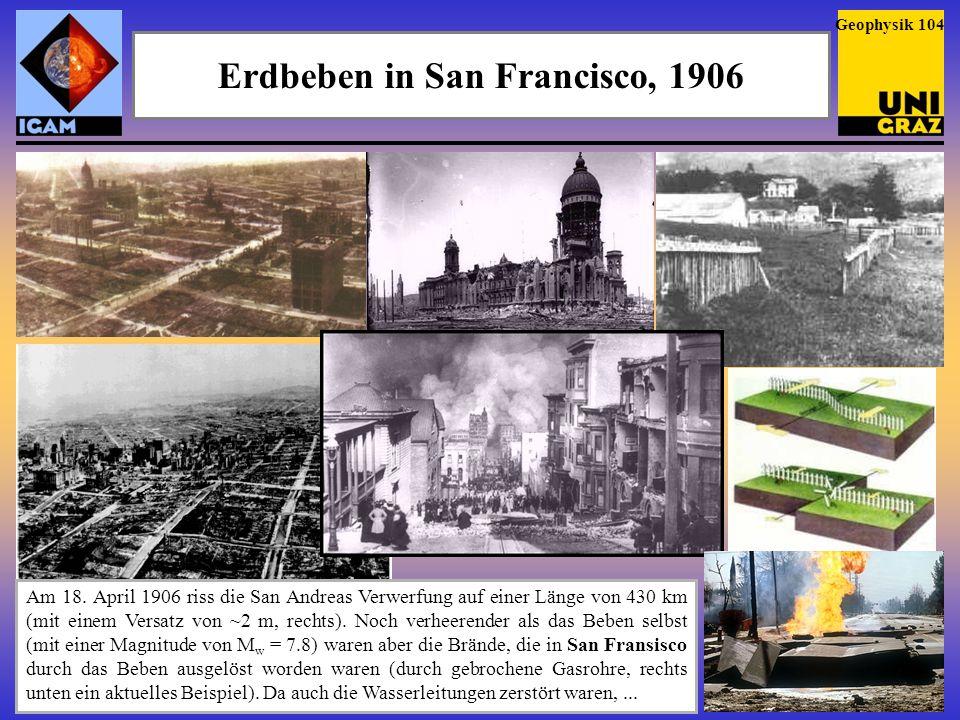 Erdbeben in San Francisco, 1906