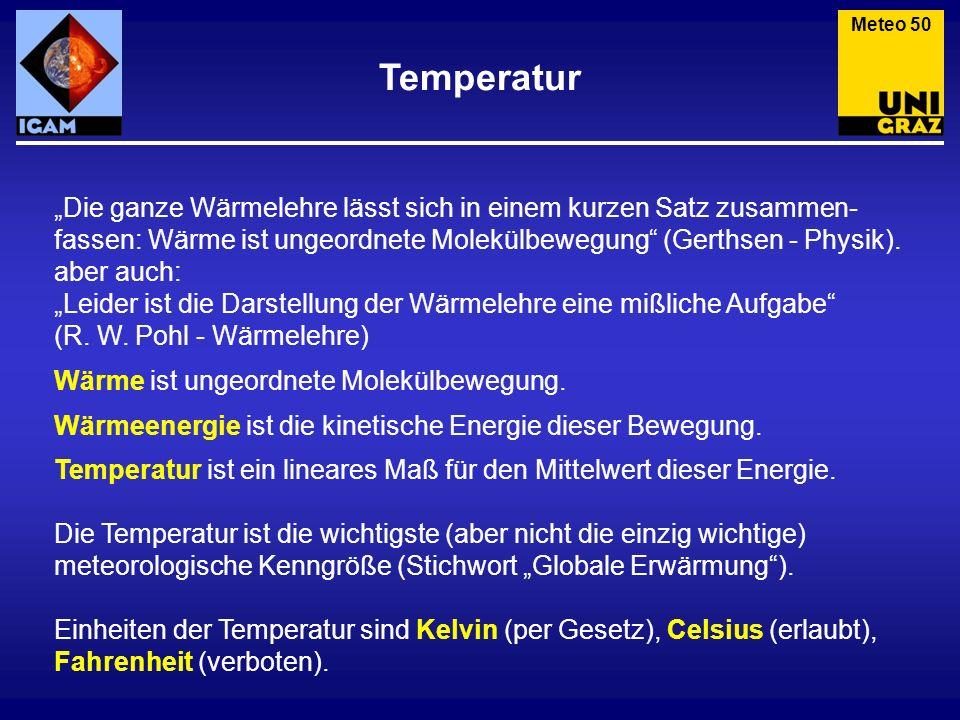 Meteo 50 Temperatur.