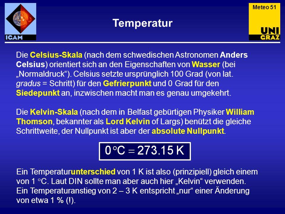 Meteo 51 Temperatur.