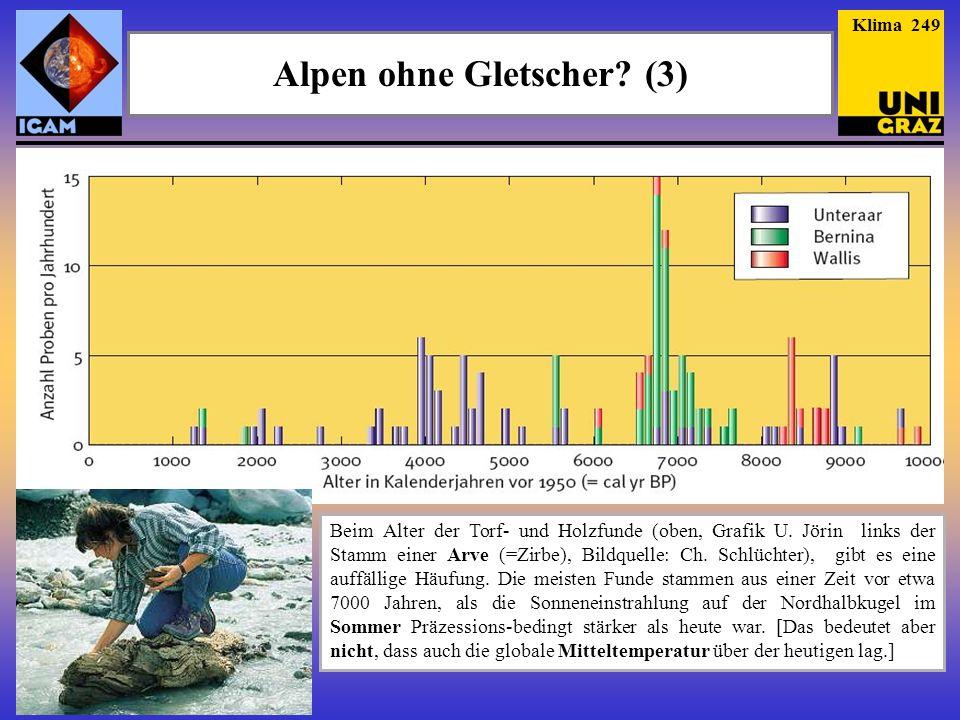 Alpen ohne Gletscher (3)