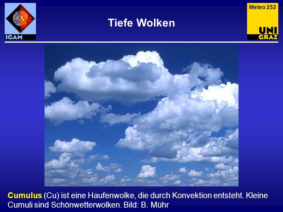 Meteo 252 Tiefe Wolken.