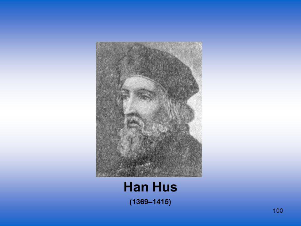 Han Hus (1369–1415)