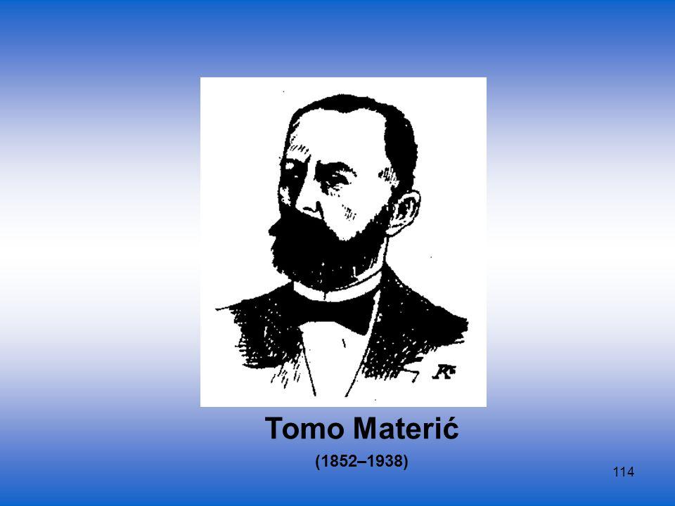 Tomo Materić (1852–1938)