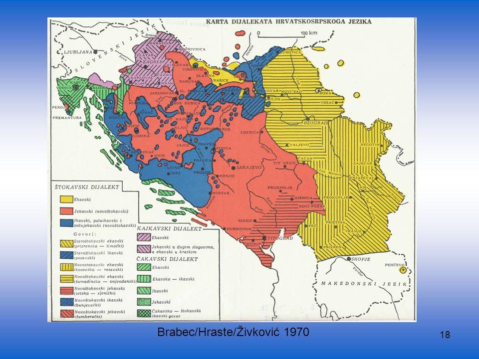 Brabec/Hraste/Živković 1970