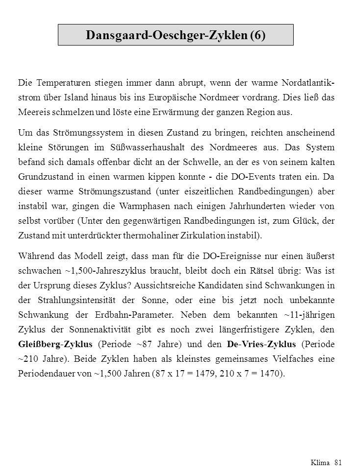 Dansgaard-Oeschger-Zyklen (6)