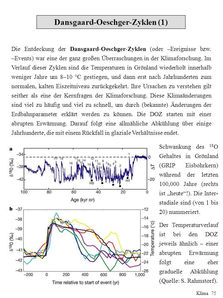 Dansgaard-Oeschger-Zyklen (1)