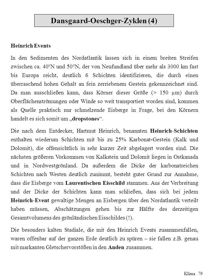 Dansgaard-Oeschger-Zyklen (4)