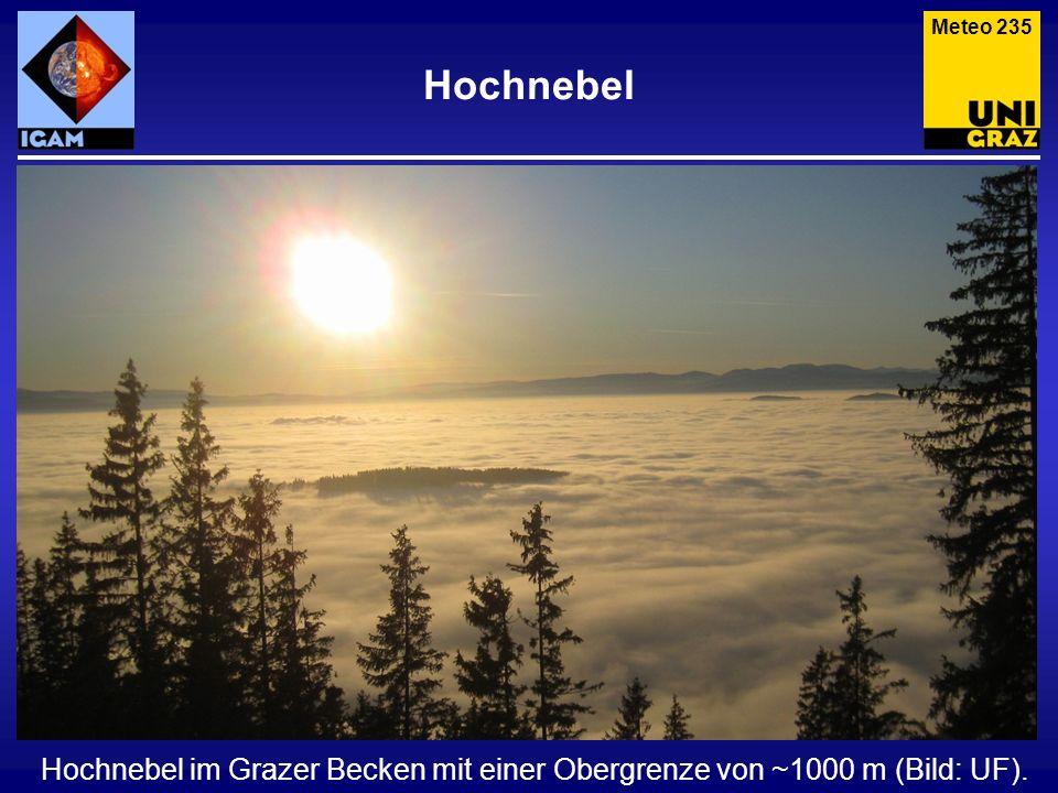 Meteo 235 Hochnebel.