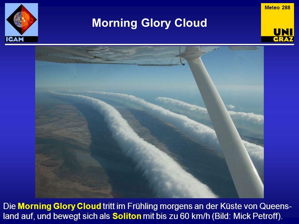 Meteo 288Morning Glory Cloud.