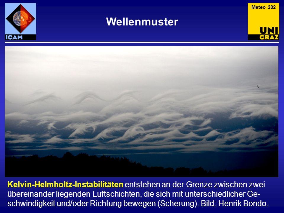 Meteo 282 Wellenmuster.