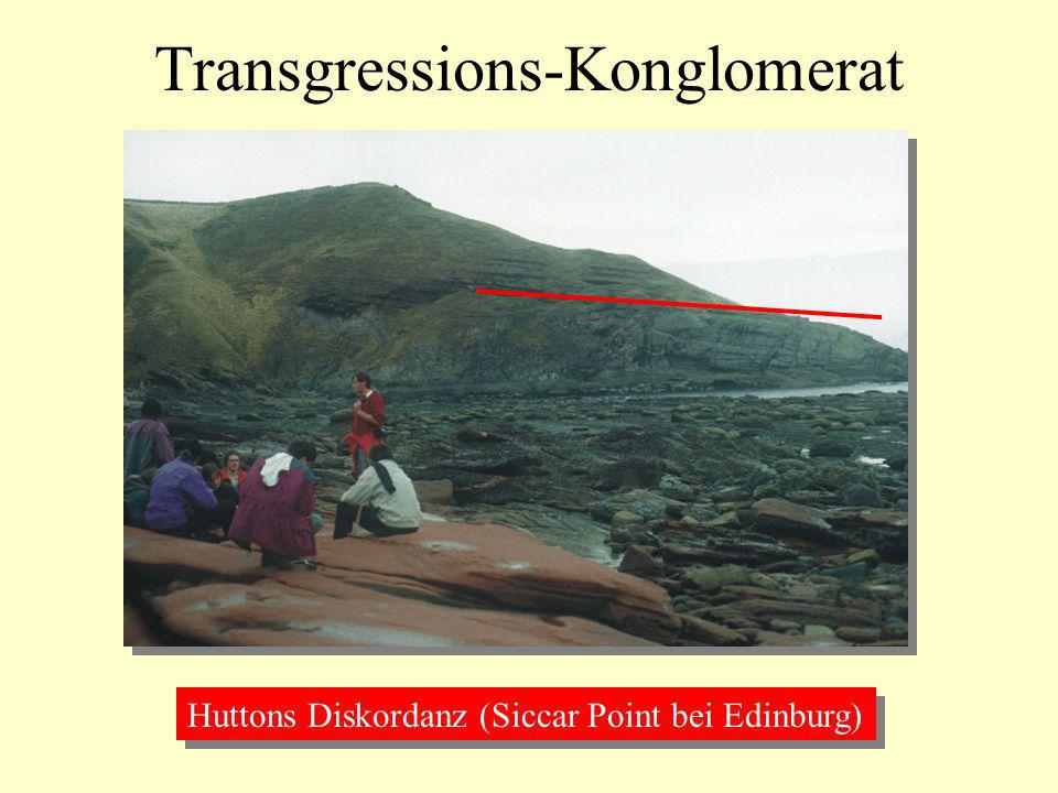 Transgressions-Konglomerat