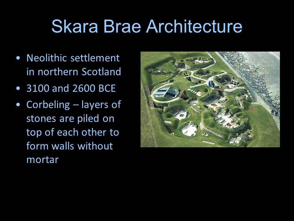 Skara Brae Architecture