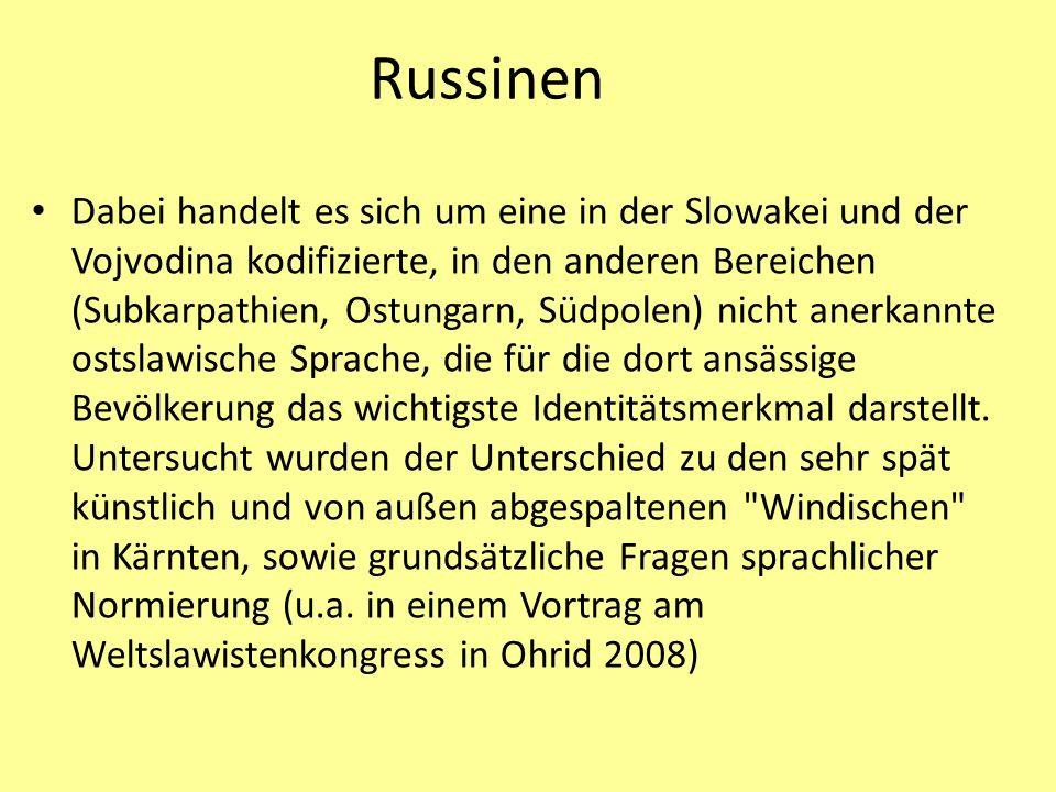 Russinen