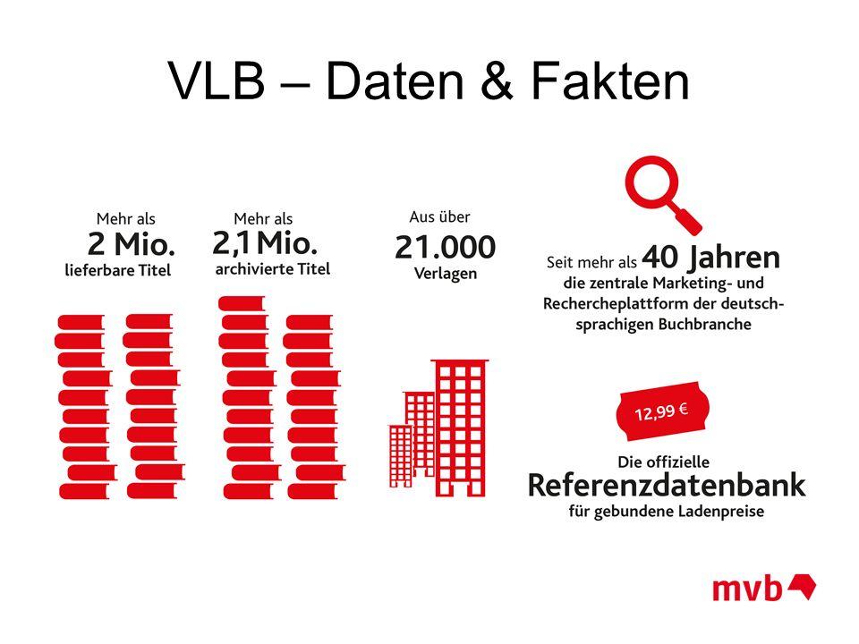 VLB – Daten & Fakten