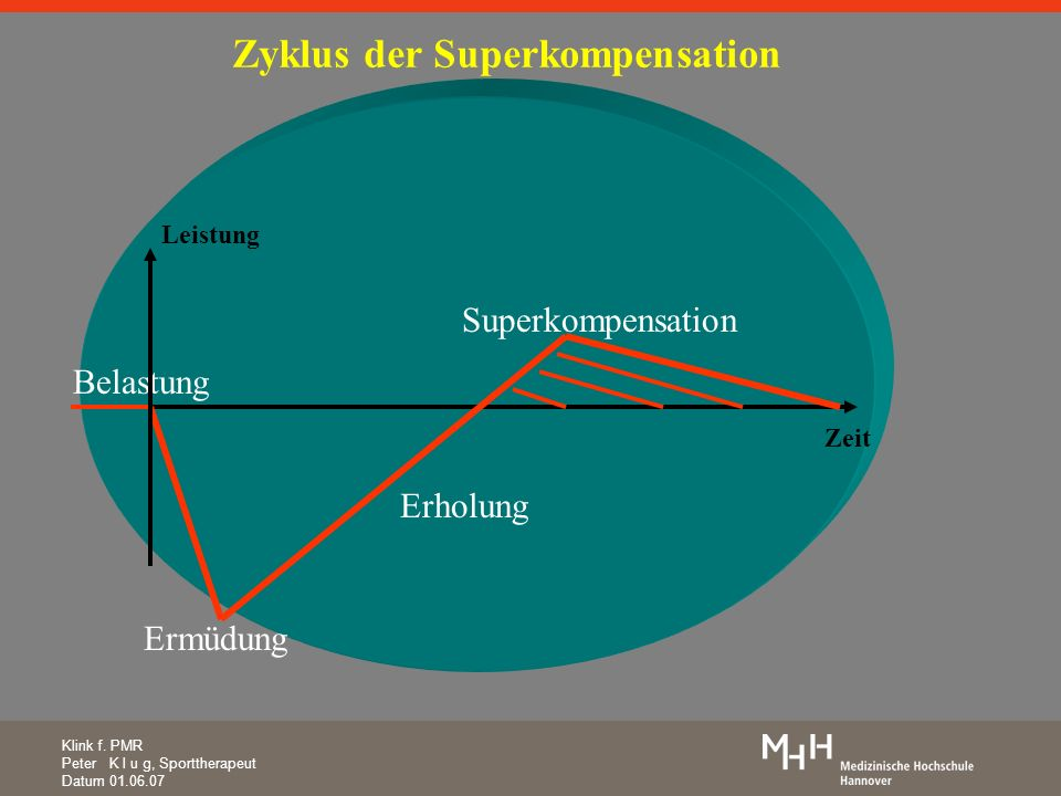 Zyklus der Superkompensation