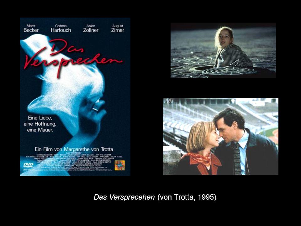 Das Versprecehen (von Trotta, 1995)