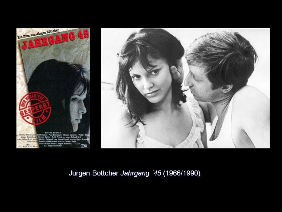 Jürgen Böttcher Jahrgang '45 (1966/1990)