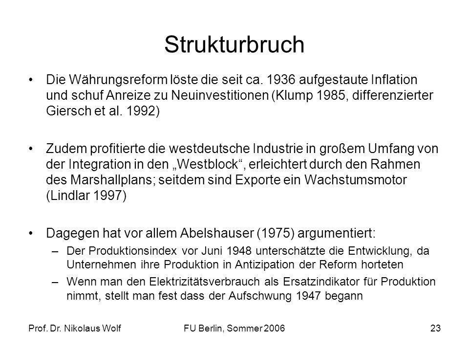 Strukturbruch
