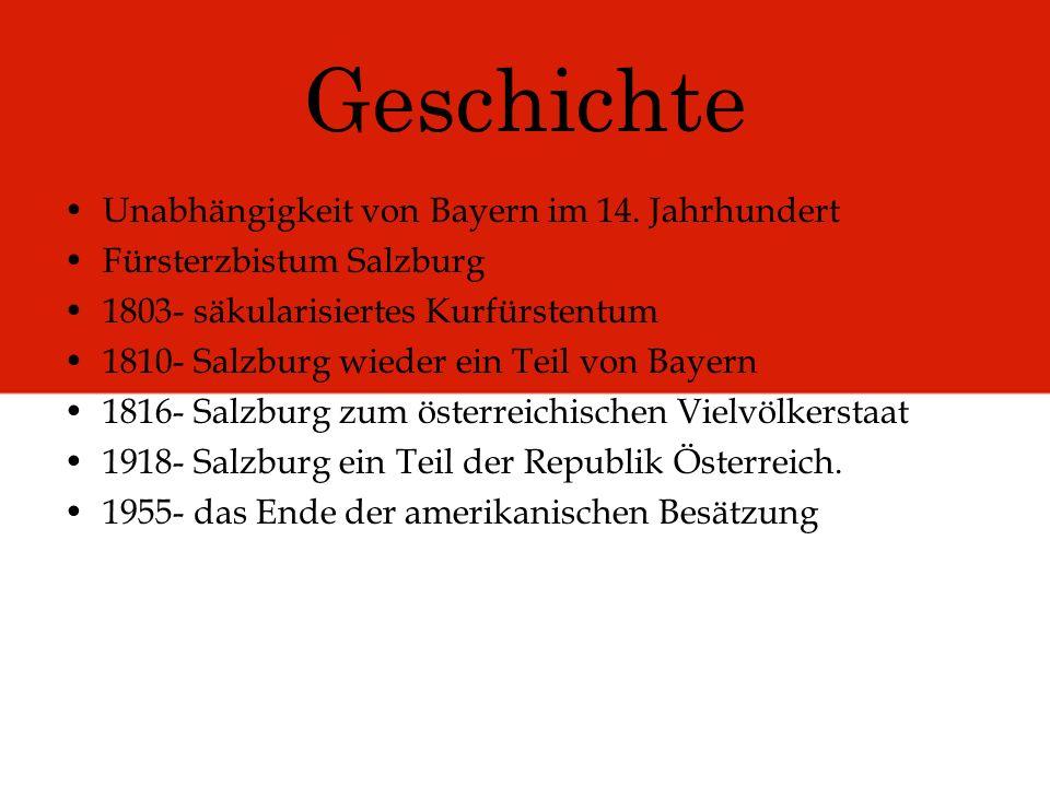 Geschichte Unabhängigkeit von Bayern im 14. Jahrhundert