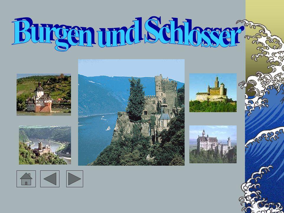 Burgen und Schlosser