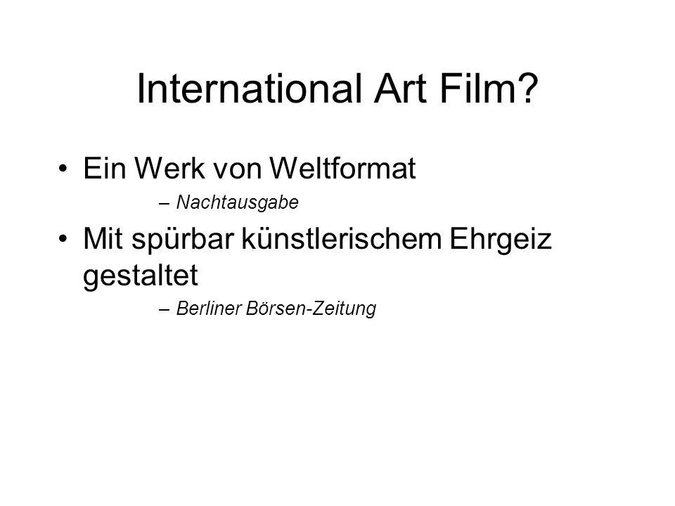 International Art Film