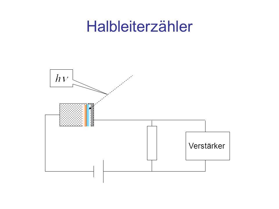 Halbleiterzähler Verstärker