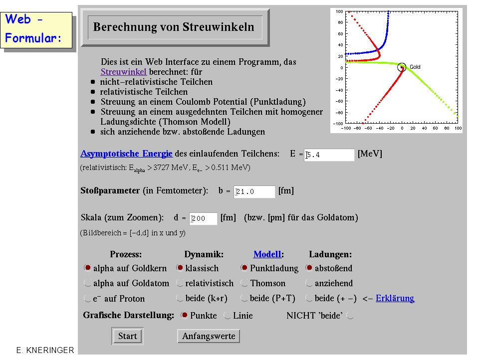 Web - Formular: E. KNERINGER NEMESIS - 2001