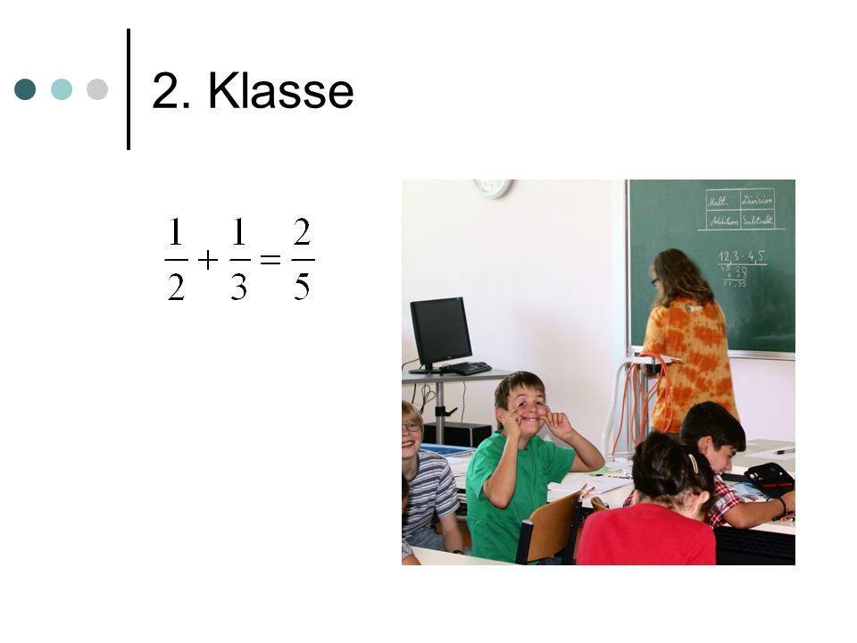 2. Klasse