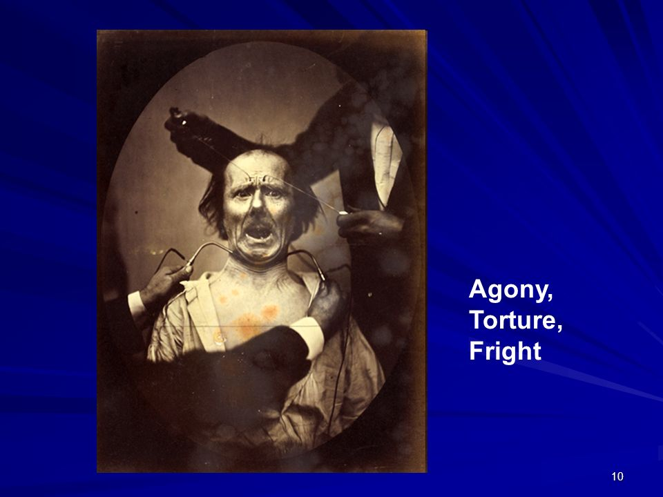 Agony, Torture, Fright