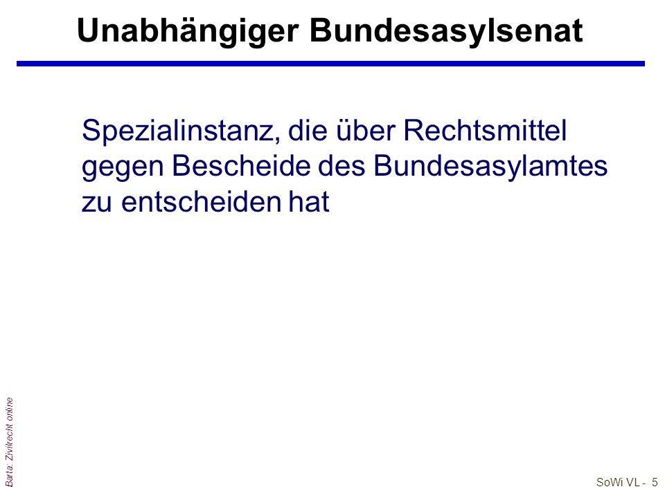 Unabhängiger Bundesasylsenat