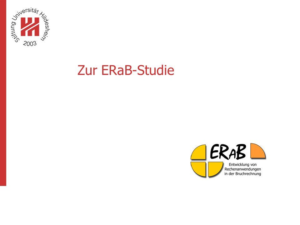 Zur ERaB-Studie