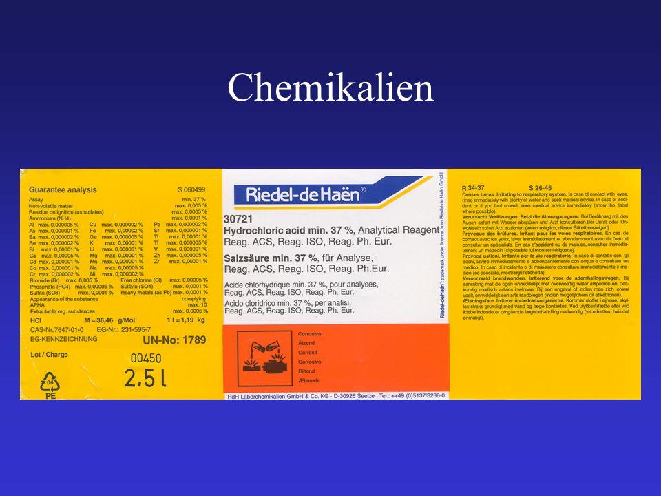 Chemikalien