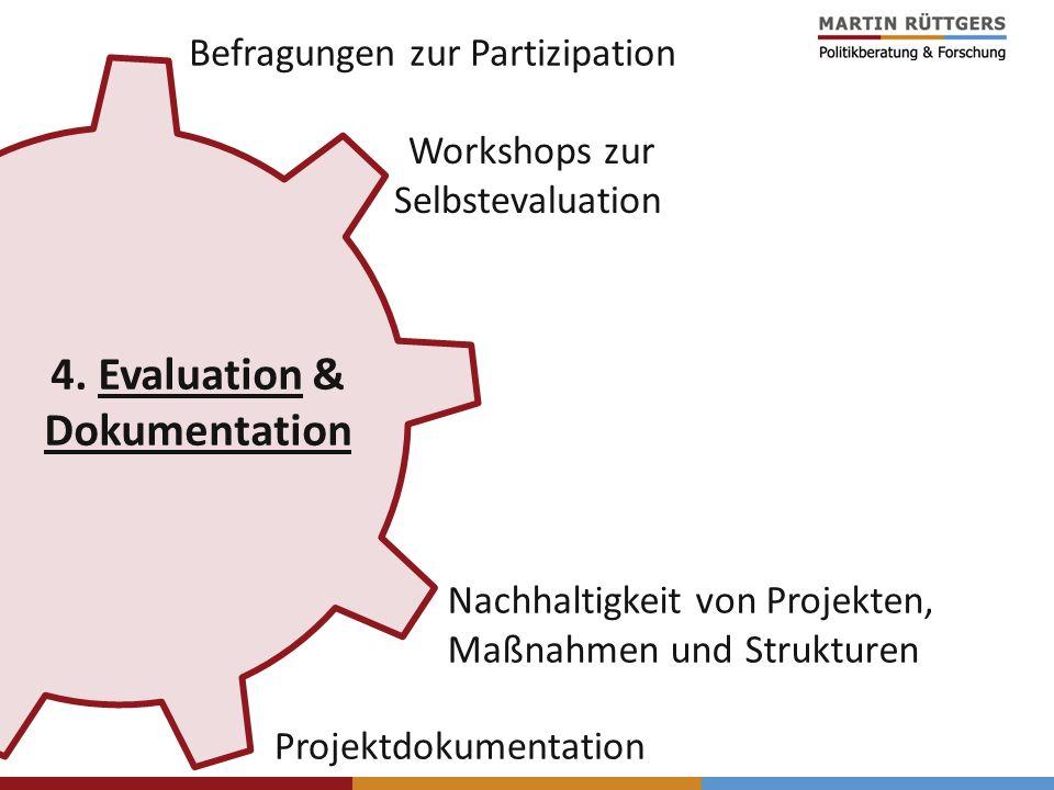 4. Evaluation & Dokumentation