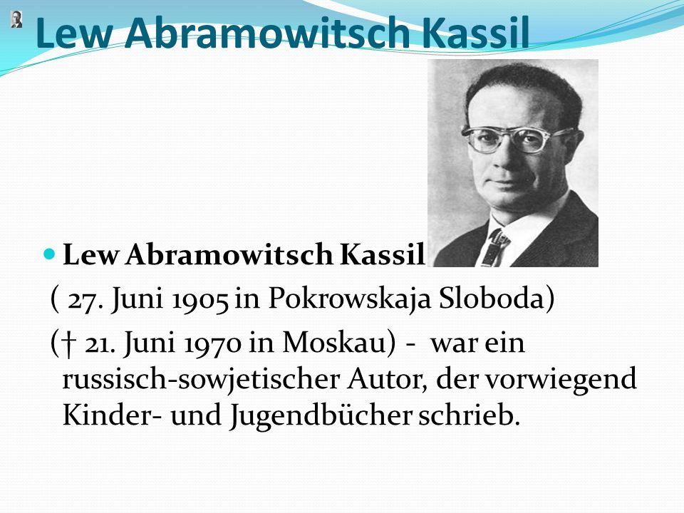 Lew Abramowitsch Kassil