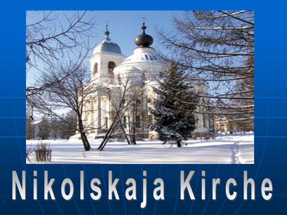 Nikolskaja Kirche