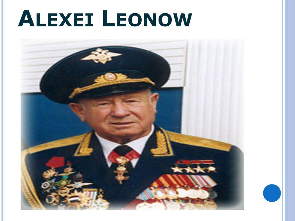 Alexei Leonow