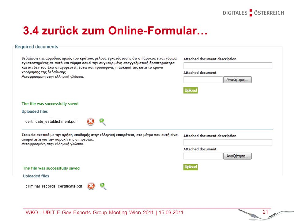 3.4 zurück zum Online-Formular…